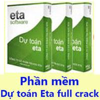Cách crack phần mềm dự toán Eta
