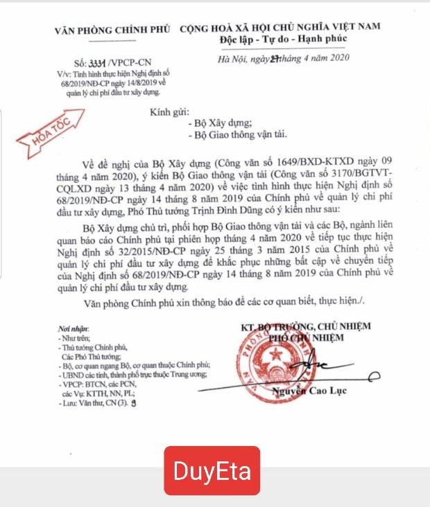 Xử lý chuyển tiếp Nghị định 68/NĐ-CP Chính phủ