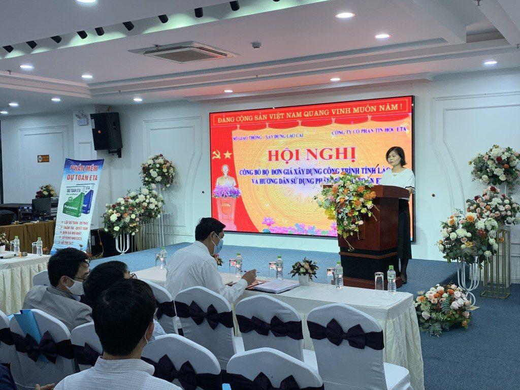 Công bố bộ đơn giá xây dựng tỉnh Lào Cai