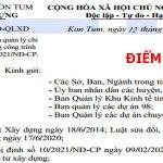 Công bố 1717/SXD-QLXD Đơn giá nhân công tỉnh Kon Tum năm 2021